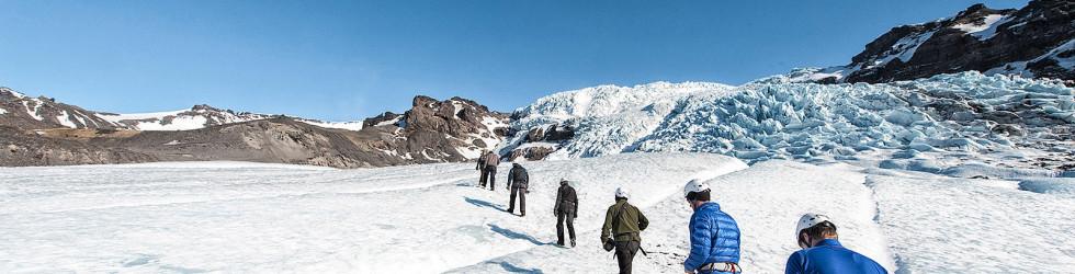 Iceland (half time) – Skaftafell Glacier