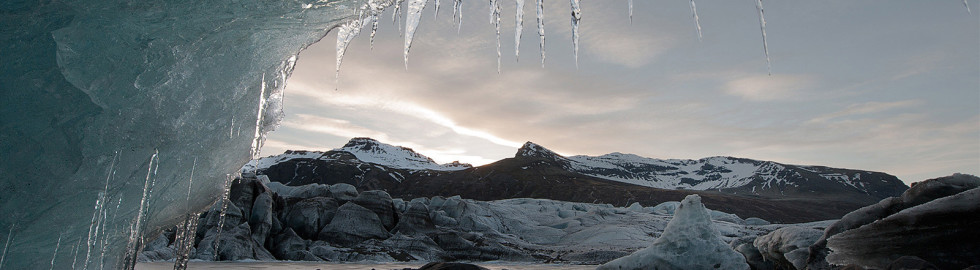 Icicles curtain