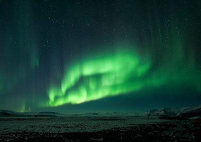 20130317_1398_Jökulsárlón_North_Aurora_Borealis