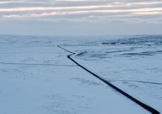 Road to Myrvatn