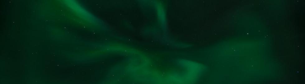 Aurora falling down