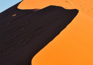 Sossusvlei Dune in the afternoon