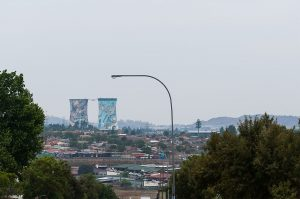 Orlando Towers from Soweto