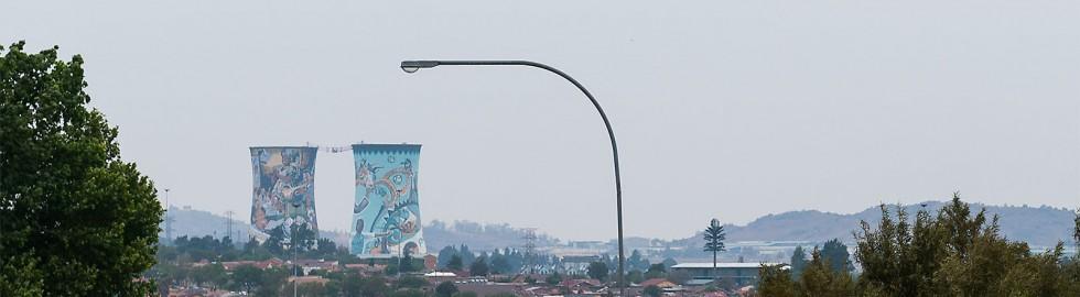 Powerplant from Soweto