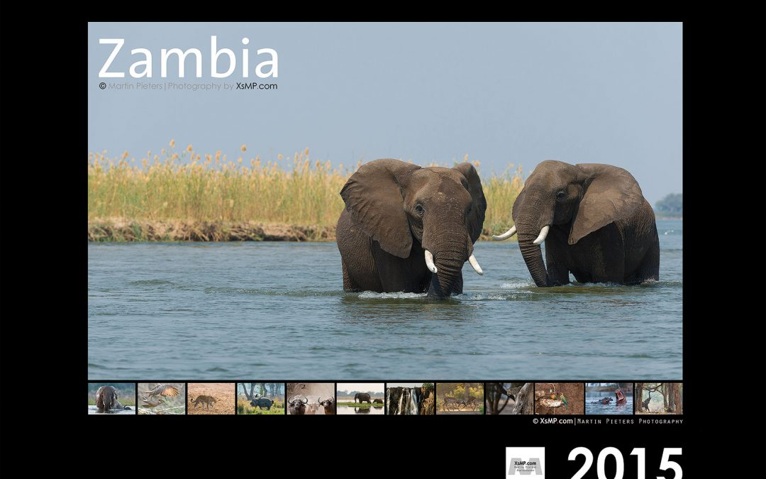 Order your 2015 calendar of Zambia