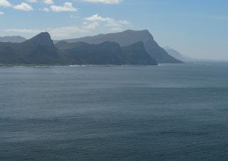 Cape of good hope peninsula, SA