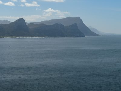 Cape of good hope peninsula, SA
