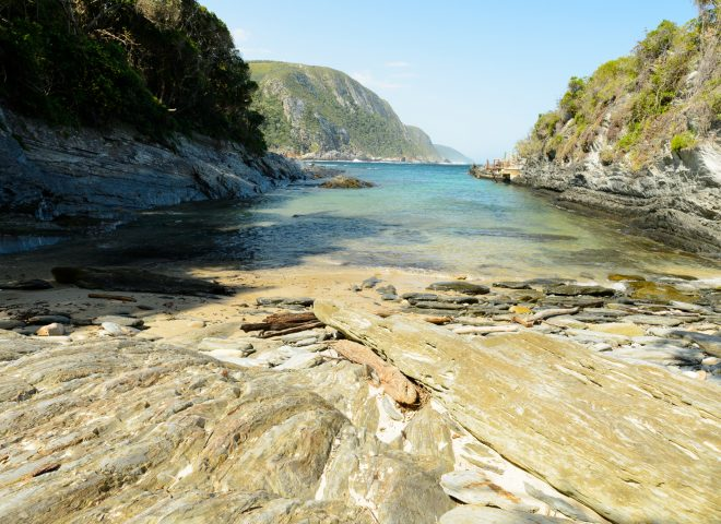 Cove at Tsitsikamma, SA