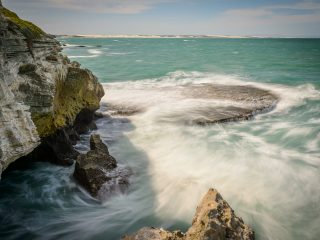Arniston Cauldron, Arniston, SA